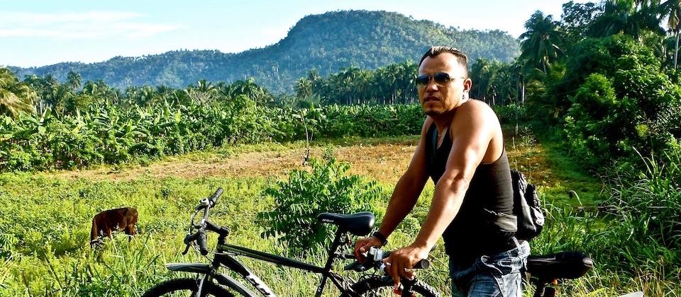 Rural cycling • Baracoa • Cuba