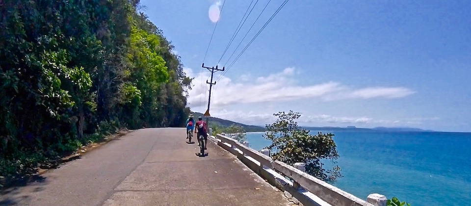Baracoa Cuba cicloturismo Yumurí