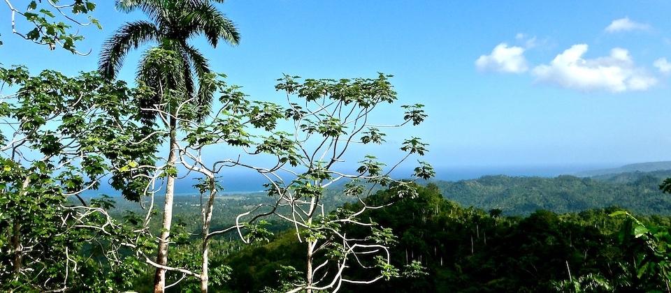 Baracoa, Cuba - parques protegidos, protected parks, parcs protégés