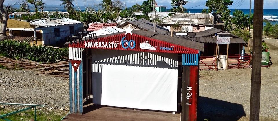 Baracoa Cuba Kcho en Yumurí