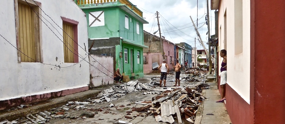 Baracoa tras Matthew • After Matthew • Après Matthew
