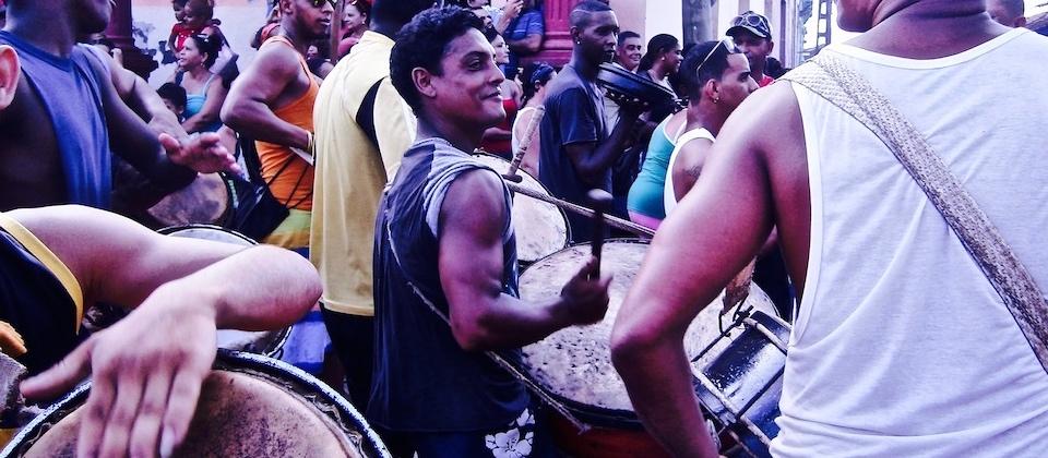 Baracoa Cuba Conga IDAHO IDAHOT IDAHOBIT