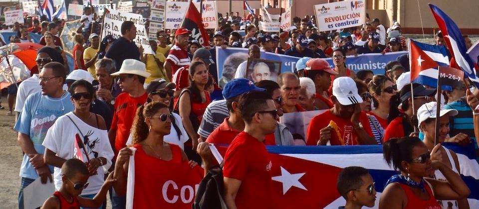 Mujeres Baracoa Cuba