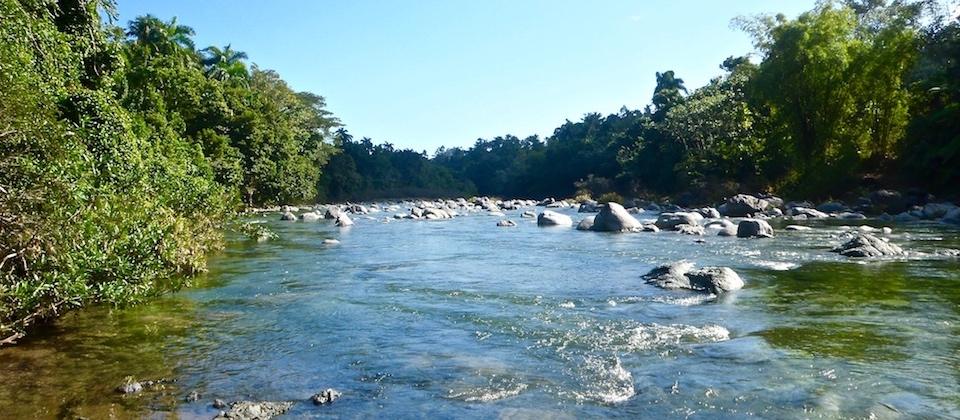 River Duaba Baracoa