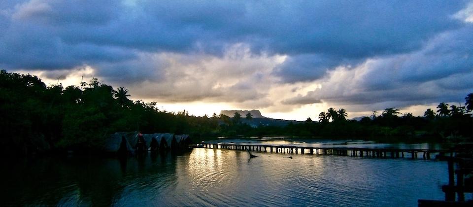 Boca de Miel + El Yunque • Baracoa, Cuba