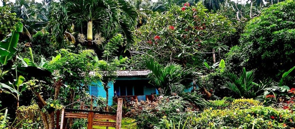 Casa rural • Rural home • Maison rural – Majayara, Baracoa, Cuba