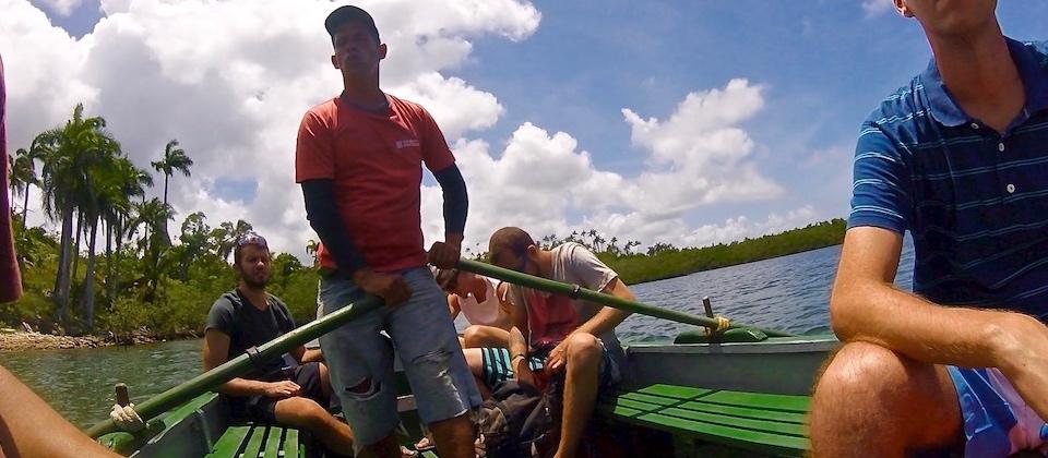 Bahía de Taco Bay (2) • Humboldt Park • Baracoa Cuba