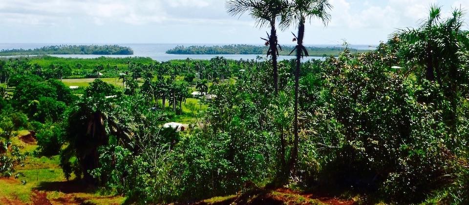 El Recreo (Mirador) • Parc Humboldt • Baracoa Cuba