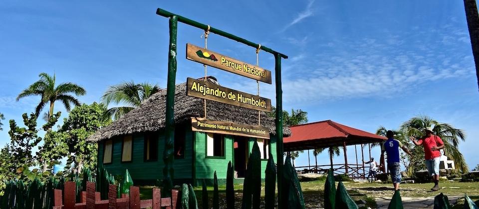Parc national Alexandre Humboldt • Baracoa Cuba