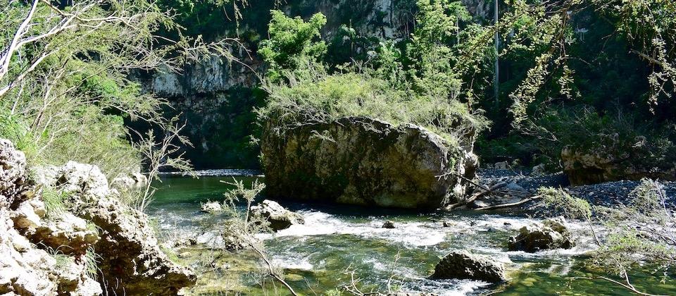 Rocks at Yumuri Canyon • Baracoa Cuba