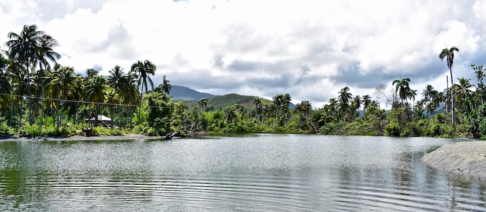 Río Nibujón Baracoa Cuba