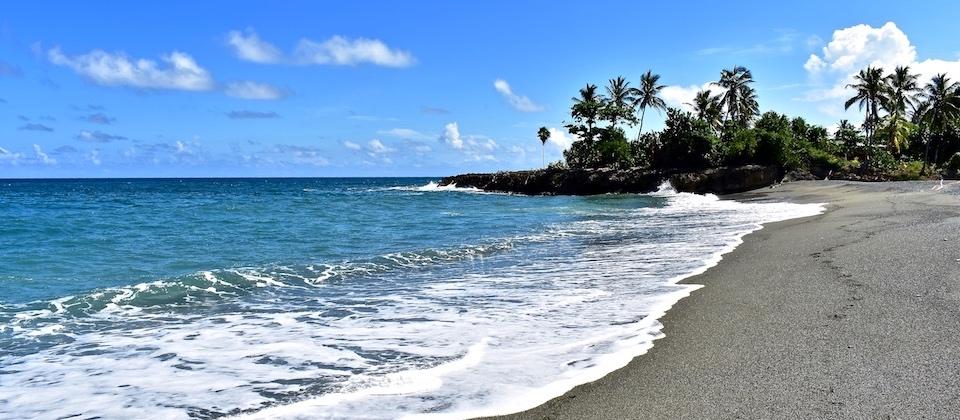 Playa Nibujón Baracoa Cuba