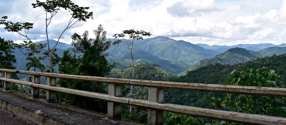 La Farola – Baracoa – Sierra del Purial (from Santiago de Cuba)