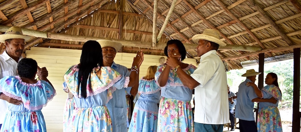 Nengon & Kiriba • Cultivating the Tradition • Baracoa Cuba