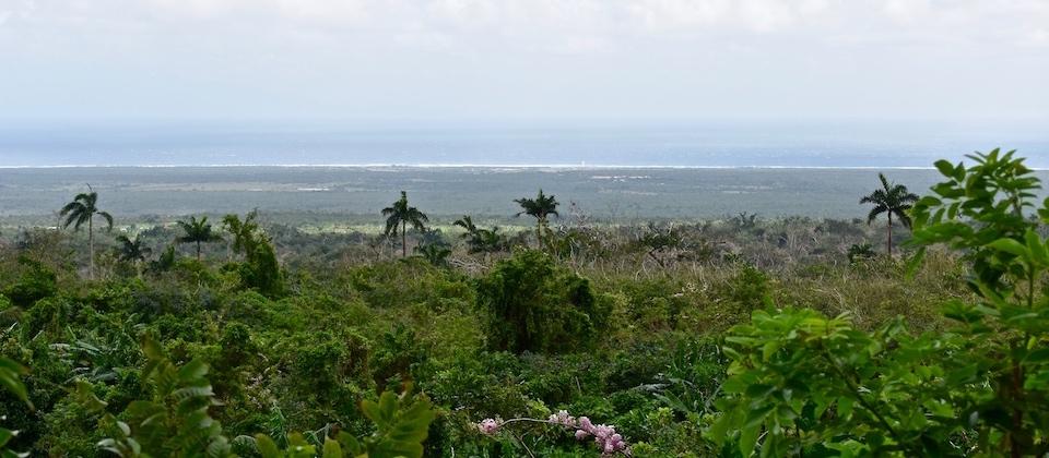 Vue de Punta de Maisí • Baracoa Cuba