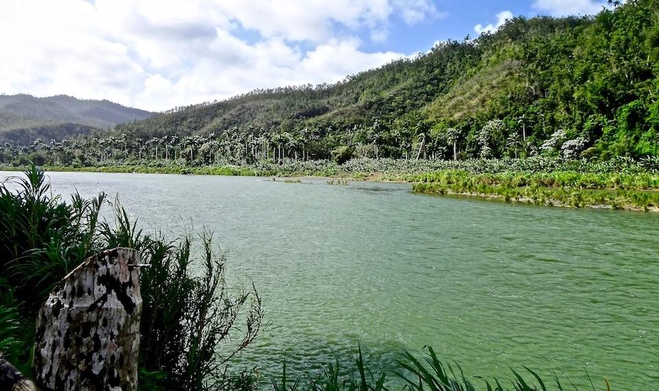 Río Toa • Baracoa Cuba