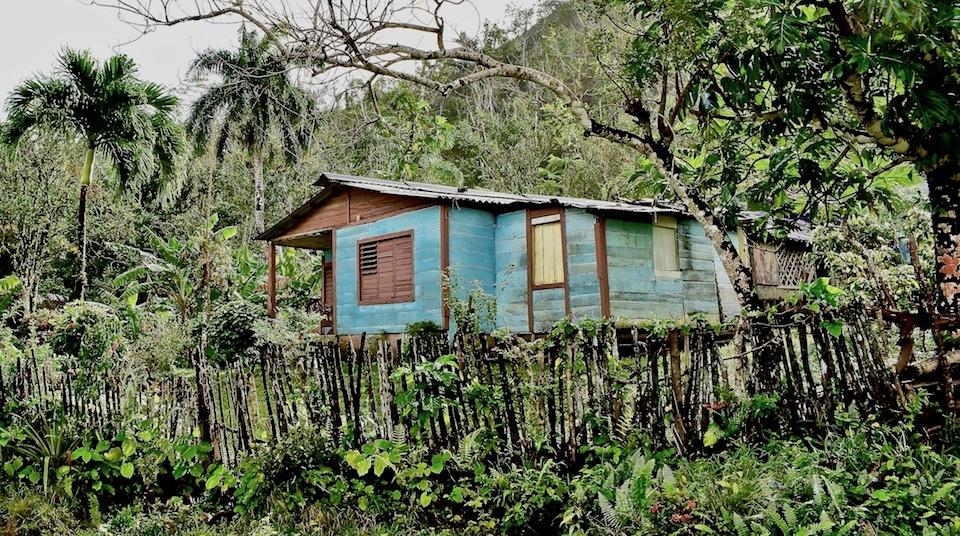 Peasant house River Toa • Baracoa Cuba