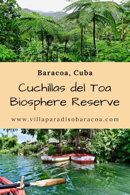 River Toa Biosphere Reserve • Baracoa, Cuba