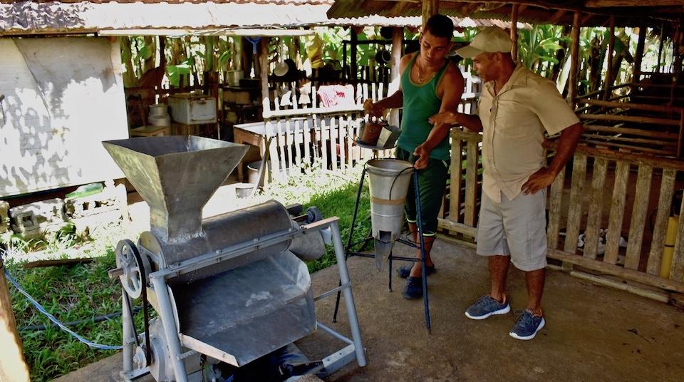 Agroecología • Baracoa Cuba