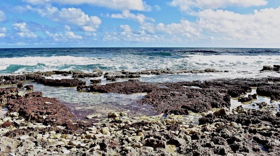 Humboldt Park coast line • Baracoa Cuba