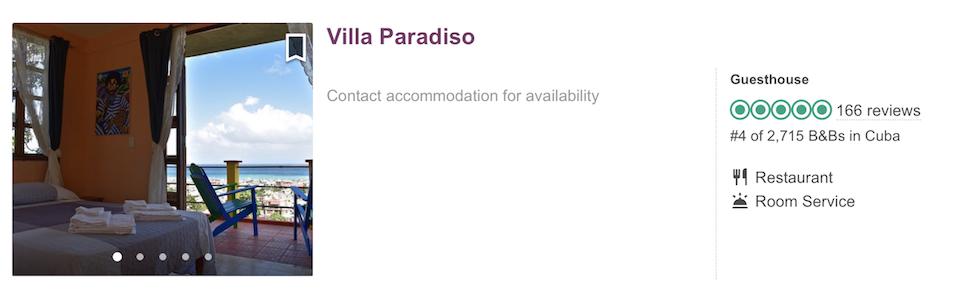 Villa Paradiso Baracoa on TripAdvisor (Cuba)