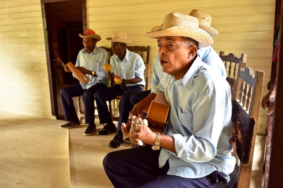 Kiriba + Nengon • Baracoa Cuba