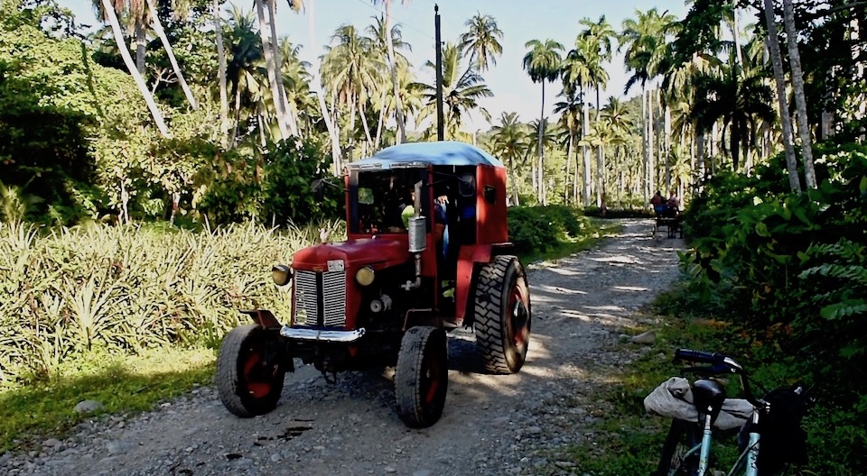 AgriTourisme Baracoa Cuba