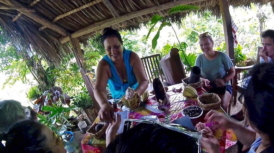Cacao AgroTurismo AgriTourisme Baracoa Cuba