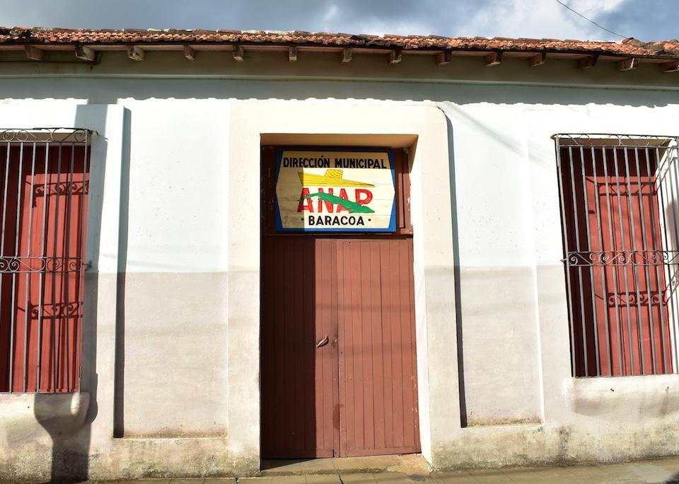 ANAP Baracoa Cuba