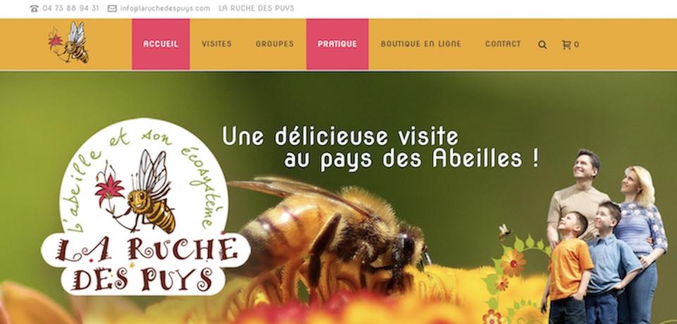 La ruche des puys – France