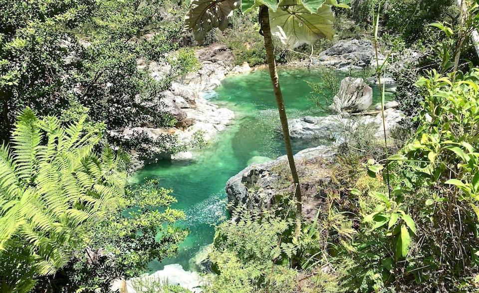 River Duaba Baracoa Cuba Rivière Río