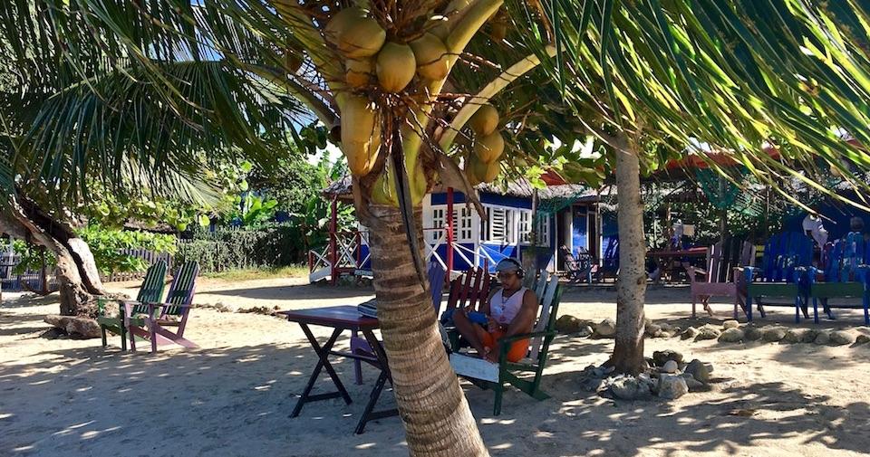 Meilleurs Restaurants Cuba Baracoa Plage Manglito