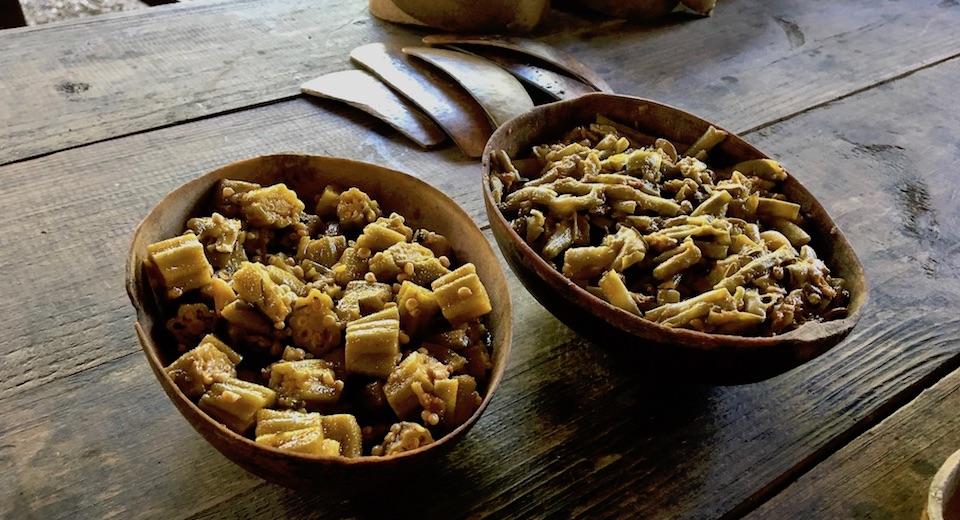 Best Roots Cuisine Eastern Cuba Baracoa Veggies