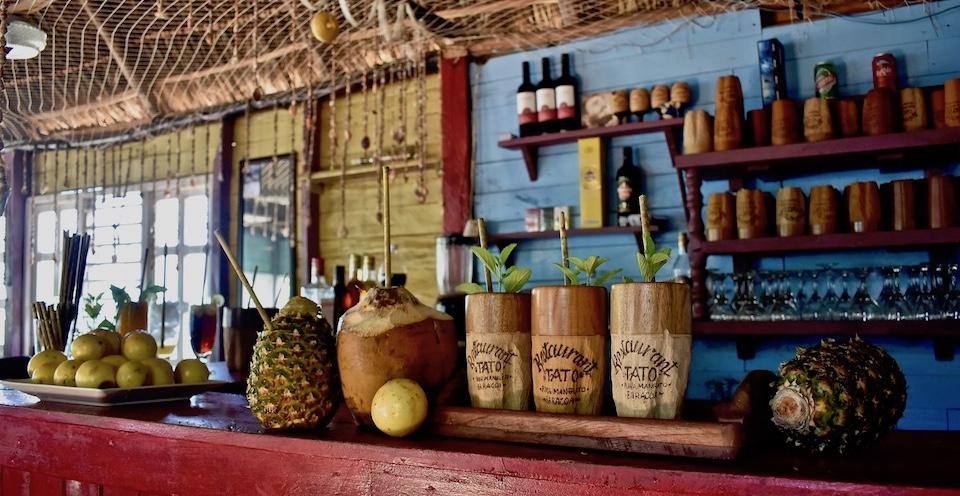 Best Beach Restaurants Eastern Cuba Baracoa El Manglito