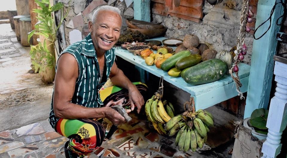 Best Vegan Vegetarian Food Restaurants Cuba Baracoa Baracoando