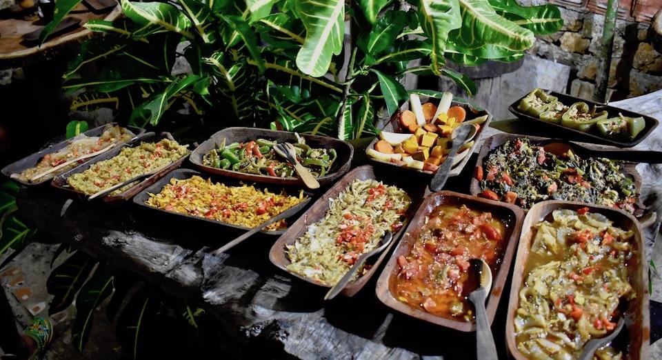 Meilleurs restaurants végétalien végétarien Cuba Baracoa Baracoando