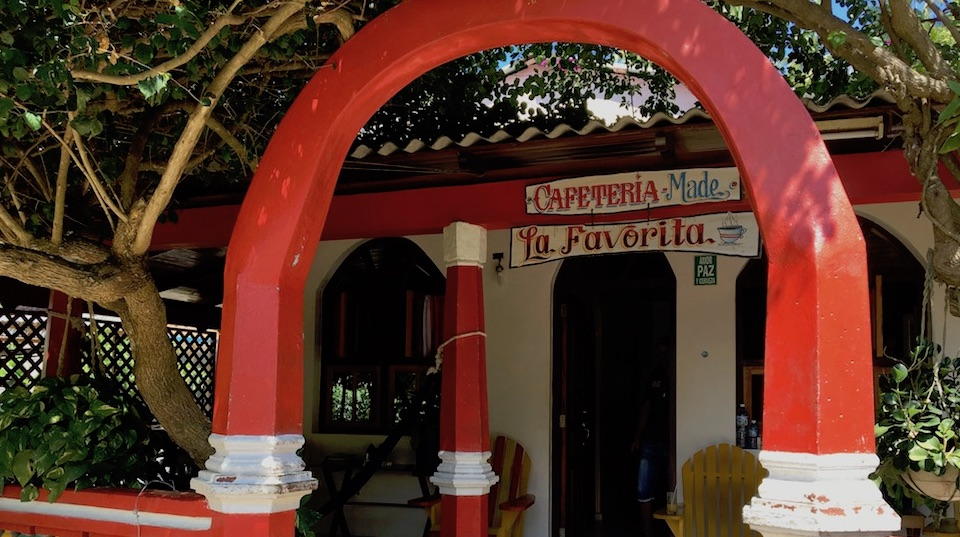 Meilleurs restaurants Cuba Baracoa Made La Favorita