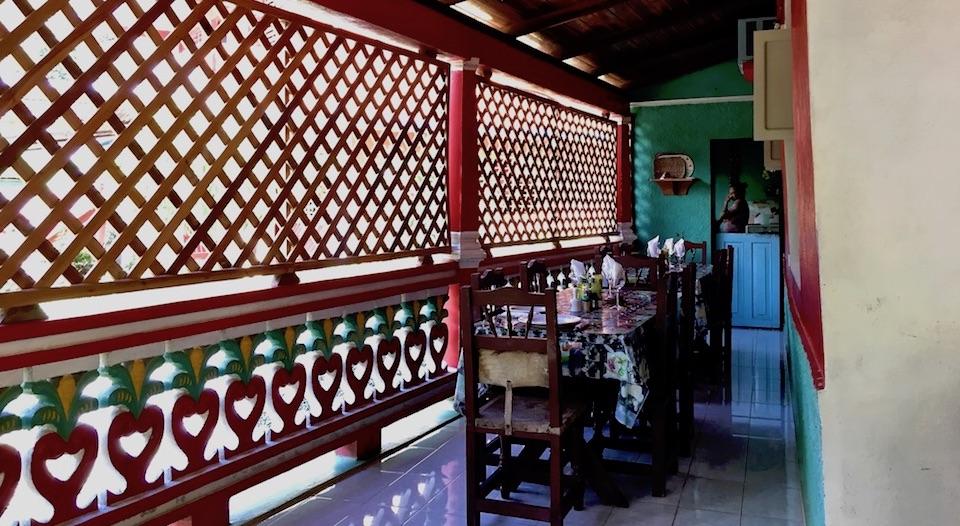 Restaurant Made La Favorita Yara-Majayara