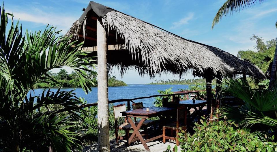 Best traditional food restaurants Cuba Baracoa Eastern
