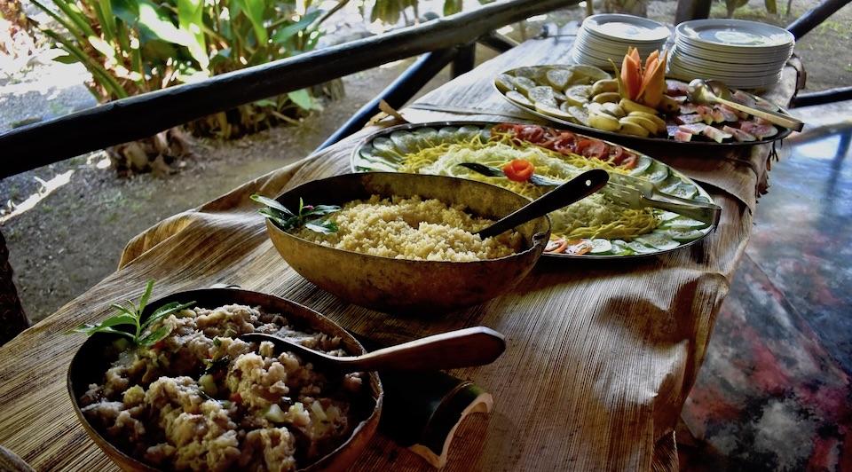 Meilleurs restaurants cuisine traditionnelle Cuba Baracoa