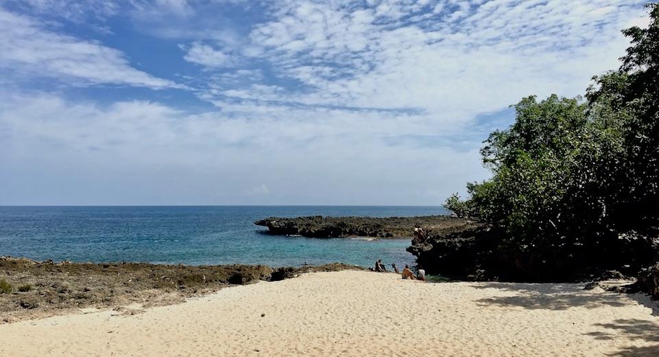 Playa Blanca Baracoa Cuba