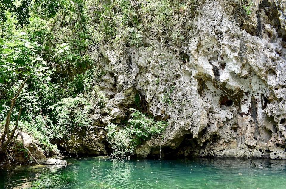 Tropical Karst Baracoa Eastern Cuba