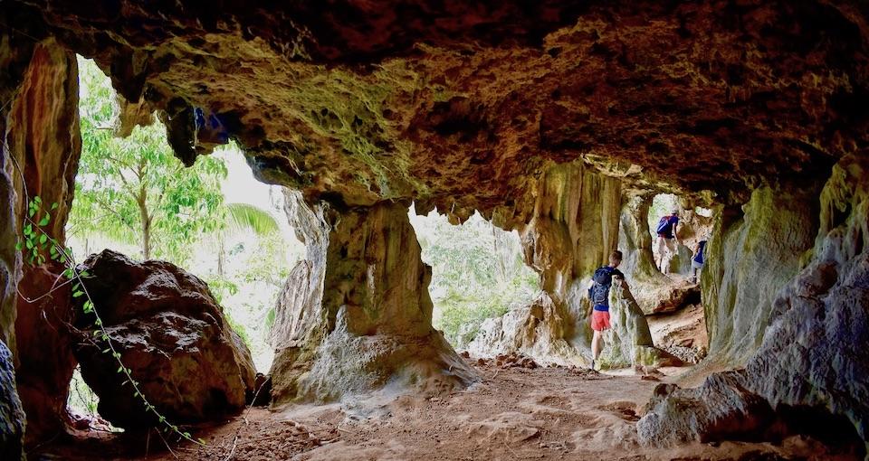 Baracoa Cuba Balcon Arqueologico Archéologique Archaeological