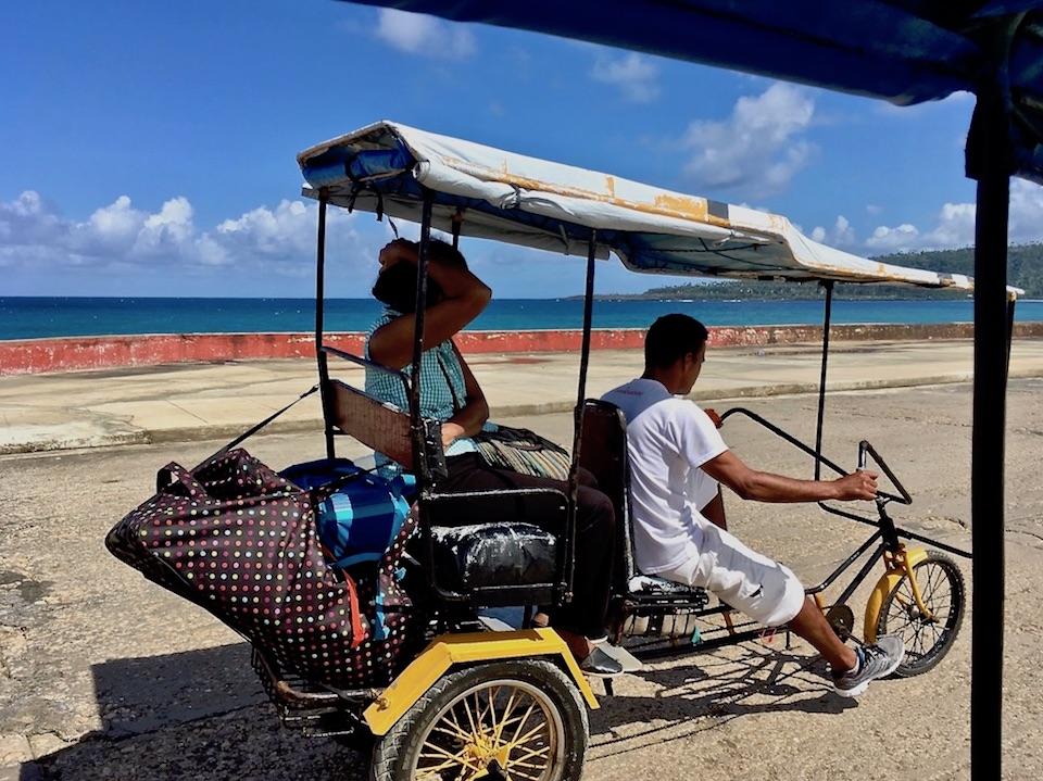 Francine Renaud • Photo de Voyage • Baracoa Cuba