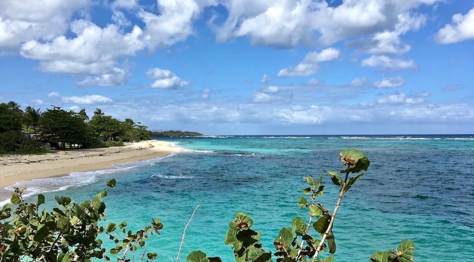 Maguana Beach • Baracoa Cuba • Plage Maguana