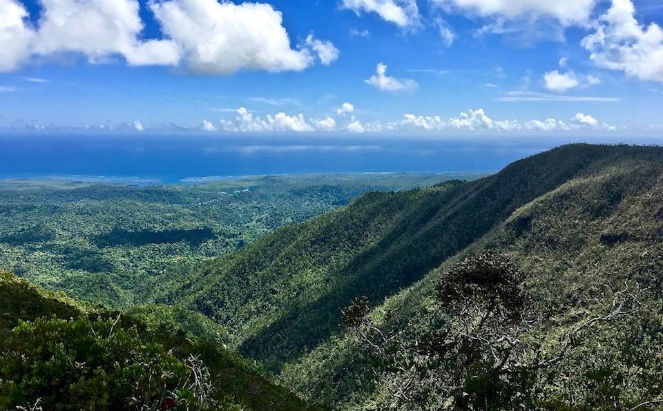 Parque Humboldt • Humboldt Park • Parc Humboldt • Baracoa • Eastern Cuba