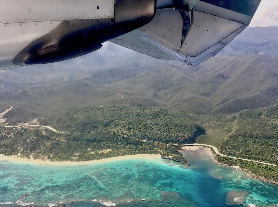 Maguana • Havana-Baracoa Flight • Vol Havane-Baracoa • Cuba