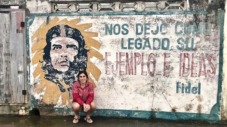 Mariela Canessa y Matías Zalduendo • Baracoa Cuba