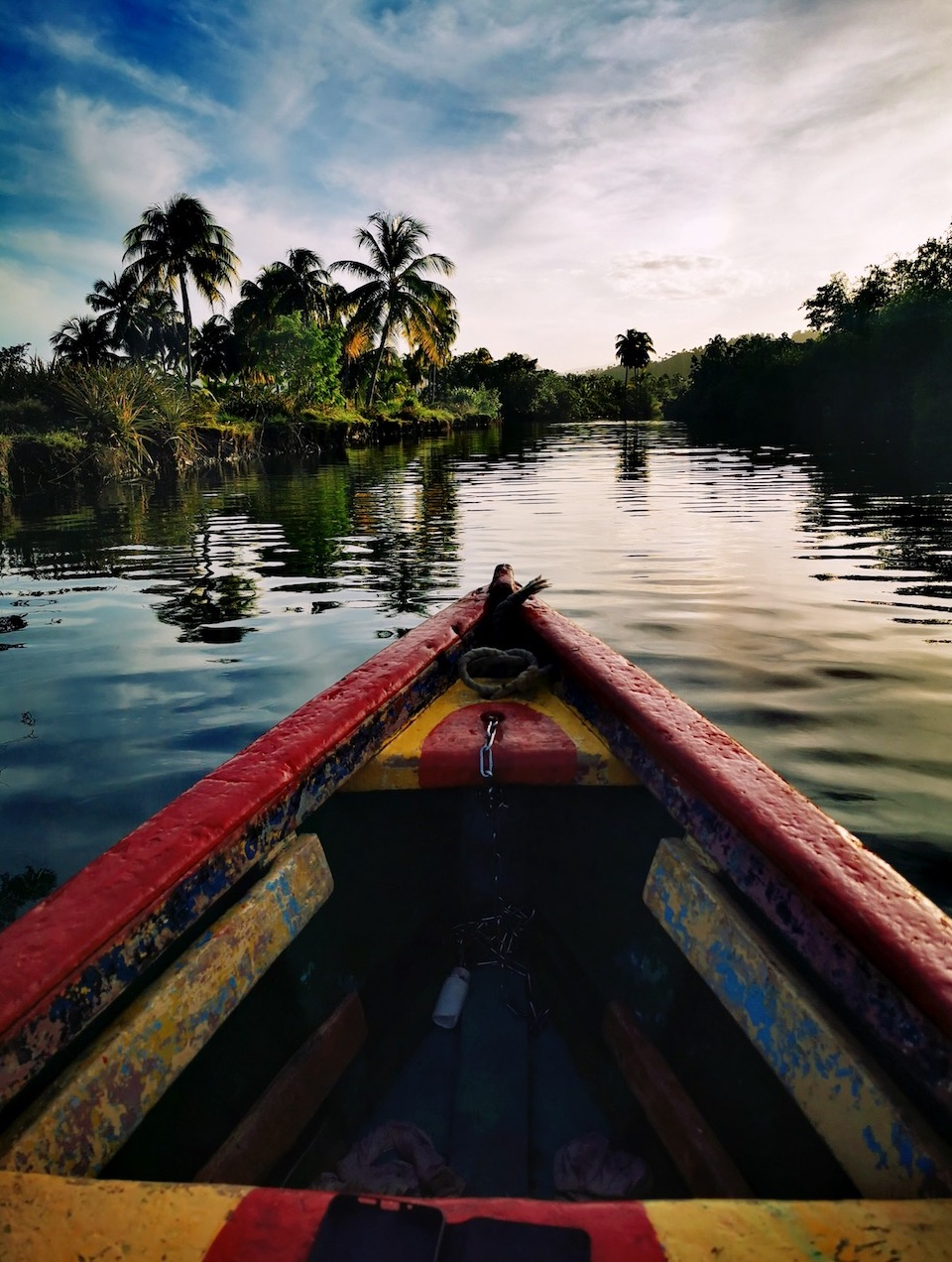 Laurent Giusto • Photo de Voyage • Boca de Miel • Baracoa Cuba