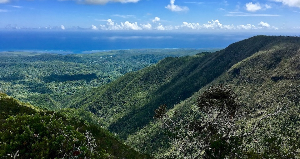 Alexander Humboldt National Park • Baracoa Eastern Cuba